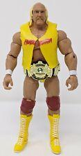 WWE Elite Defining Moments Hulk Hogan World Championship Belt Wrestling Figure