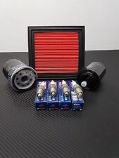 MICRA K11 1.0 1.3 93-00 FULL SERVICE KIT AIR OIL FUEL FILTER AND BOSCH PLUGS