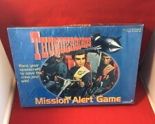 Thunderbirds Mission Alert Game Carlton New In Cellophane (Box Squashed Slightly