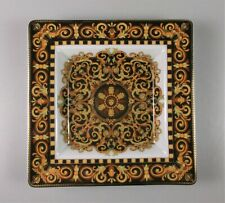 """ROSENTHAL- VERSACE - BAROCCO SQUARE TRAY  NEW WITH BOX 5"""" - PERFECT!!"""