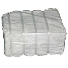 CTS STRACCI PEZZAME BIANCO STERILIZZATO COTONE confezione 10 kg