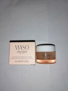 Shiseido Waso Clear Mega-Hydrating Cream 25ml 5*5ml