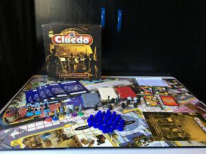 CLUEDO, PASSPORT TO MURDER,SUPER CHALLENGE EDITION BOARD GAME
