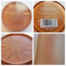 Rimmel London Natural Bronzer Waterproof Bronzing Powder SPF 15 - 025 Sun Glow
