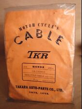Honda C3 Throttle Cable - TKR - NEW *FREE SHIPPING*