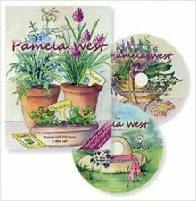 Joanna Sheen Papercraft The Pamela West Collection Volume 2 Double CD Rom