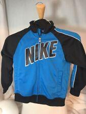 NikeYouth Kids Full-Zip Track Jacket size 5 Child MSRP $35