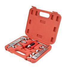 3 16mm Manual Pipe Flaring Expander Tool Copper Heads Tube Swaging Kit