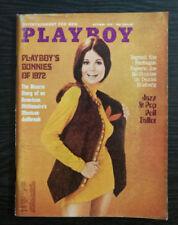 October Playboy Monthly Magazines