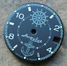 Dial To Vostok Amphibian Watch NEW 526
