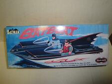 batman  batboat scatola di montaggio   with box new rare