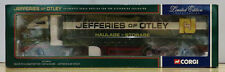 Corgi 1:50 CC12416 Volvo FH Globetrotter Curtainside Jefferies 1685/2600 MIB
