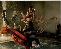 STEPHEN DUNLEVY hand-signed SPARTACUS WAR OF DAMNED 8x10 w/ uacc rd coa EGYPTIAN