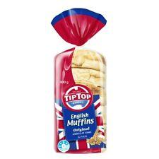 Tip Top Original English Muffins 6 Pack 400g