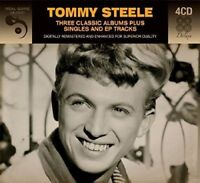 TOMMY STEELE - Classic Album Collection (4 CD) NEW & SEALED