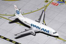 Gemini Jets Pan American Boeing 737-200 Billboard Gjpaa1340 1/400 Reg# N68Af New