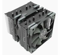Scythe Fuma 2 CPU Air Cooler, Intel LGA1151 AMD AM4 Ryzen, 120mm Dual Towers