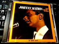The Great Years by Johnny Mathis (2x CD 2009, 2 Discs, Wounded Bird) vocal