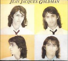 CD DIGIPACK 11 TITRES JEAN JACQUES GOLDMAN A L'ENVERS DE 2013 NEUF SCELLE