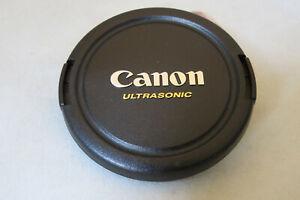 Genuine Canon Ultrasonic E-67mm Front Lens Cap