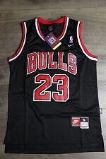 Michael Jordan Jersey #23 Chicago Bulls Classics Swingman Retro Black NWT