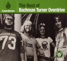 Bachman-Turner Overd - Best of: Green Series [New CD]