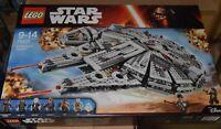 LEGO STAR WARS MILLENNIUM FALCON 75105 Set Brand New and Sealed box