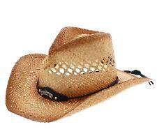 Jack Daniels Cowboyhut JD03-59 SUMMER HAZE Natural / Damen & Herren  Westernhut