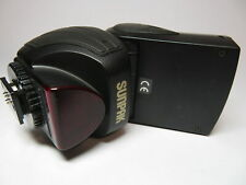 Sunpak PZ40X-CA dedicado pistola Flash para Canon EOS enfoque automático