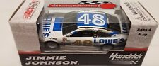 Jimmie Johnson 2017 Lionel #48 Lowe's Chevy Darlington Throwback 1/64 FREE SHIP