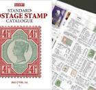Great Britain 2022 Scott Catalogue Pages 393-480