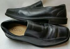 Ecco Men's Helsinki shoes leather Comfort Loafers,slip on,bicycle toe,R$149.00