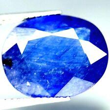TOP SAPPHIRE : 8,24 Ct Natürlicher Blau Saphir aus Madagaskar