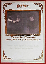 HARRY POTTER - MEMORABLE MOMENTS #1 - Card #02 - DEVIL'S SNARE HATES SUNLIGHT