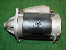 1967-69 Ford Mustang Shelby Mercury Cougar ORIG REMAN 289 302 351W STARTER MOTOR