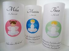Windlichter Taufe Konfirmation Kommunion Firmung Windlicht Deko Tischdeko Engel