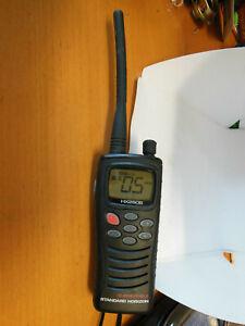 STANDARD HORIZON HX260S SUBMERSIBLE VHF MARINE RADIO