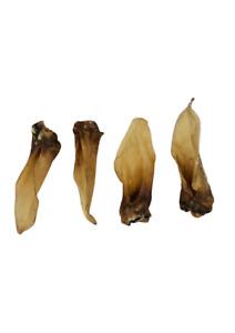 Venison Ears 100% Natural Air Dried Dog Treat Chews - Grain & Gluten Free