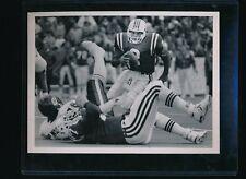 1988 type 1 photo Doug Flutie Patriots absolutely beautiful image football bears