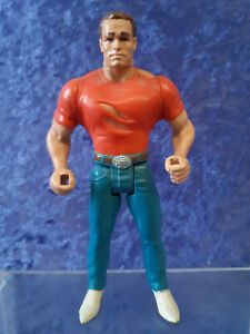 Mattel 1993 Last Action Hero loose Heat Packing Jack Slater