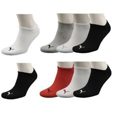 PUMA Patternless Multipack Socks for Men