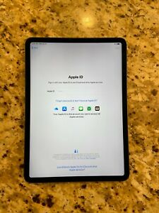 Apple iPad Pro (11 inch) (2018) -  64GB - Wi-Fi - Wi-Fi + Cellular - Pre Owned