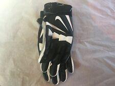 Nike Hyperbeast 2.0 Padded Linemen Football Gloves Pgf311-011 Black size Xxl 2Xl