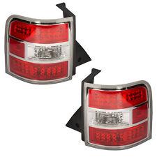 OEM NEW Rear Right & Left LED Tail Light Lamp Set (2) 2012-2018 Ford Flex