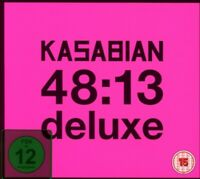 KASABIAN - 48:13 2 CD NEW