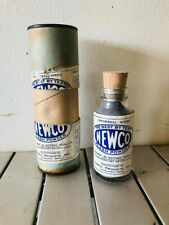 Brand new in original container, Newco Flash Powder, 2 ounce bottle with cork!