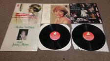 Marlene Ver Planck-8LP Audiophile Records Lot