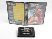Back To The Future Part 3 III Sega Mega Drive No Manual PAL