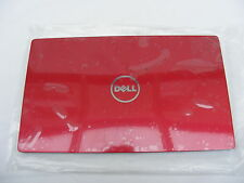 NEW DELL HM67G INSPIRON DUO RED LCD BACK COVER LID