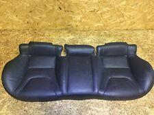 14 15 16 17 VOLVO S60 SEAT CUSHION REAR SEAT LOWER CUSHION BLACK OEM 42K
